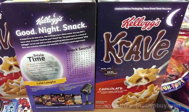Kellogg's Wants You To Eat Some Late-Night Cereal