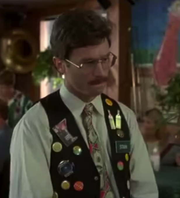 TGI Fridays Servers Can Thank 'Office Space' For Their Lack Of Flair