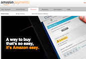 Amazon Launches PayPal-Like Payment System For Consumers, Businesses