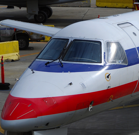 American Airlines Tells Parents To Not Put Baby In Safety Seat Because It Will Delay Takeoff