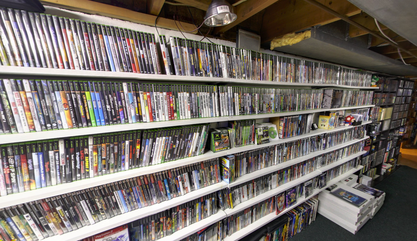 World's Largest Video Game Collection Sells For $750,000 (Maybe)