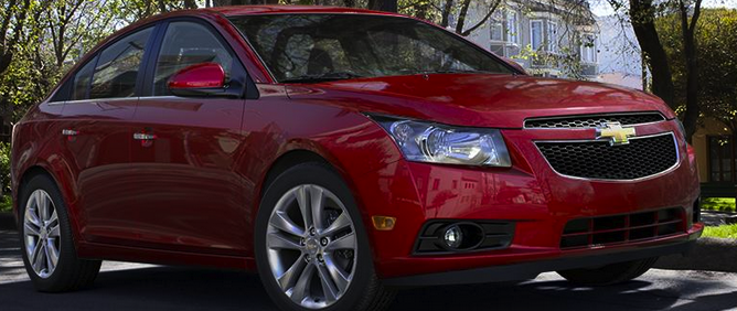 GM Halts Sale Of Chevy Cruze Over Airbag Concerns; Recall ...