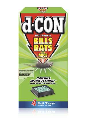 One of the dozen d-Con products that will be phased out in the coming year. The company will still continue to make rodenticides that meet EPA safety standards.