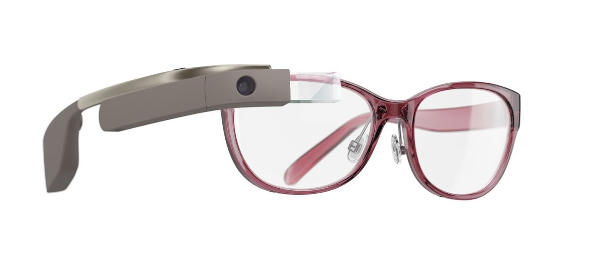 There's Only So Much One Can Do To Sexy Up Google Glass