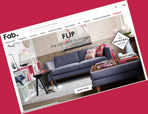 Fab.com Brand Sold For Maybe $15 Million-ish, Spinoff Still Sells Furniture