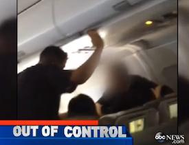 JetBlue Flight Diverted After Passenger Wakes Up, Starts