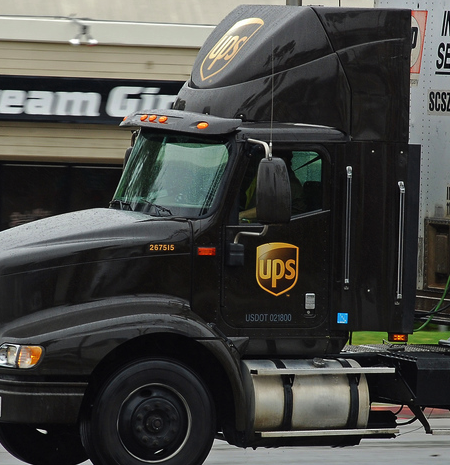 UPS Follows FedEx, Will Start Charging Based On Package Size