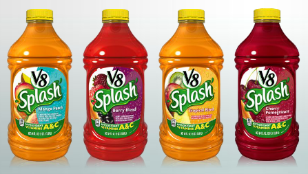 Food Watchdog Group Threatens To Sue Campbell Over Juice Content Of V8 Splash, V8 V-Fusion Drinks