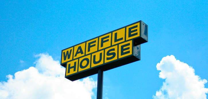 "Customer Who Ordered One Billionth Waffle At Atlanta Waffle House Nails It: ""That's A Lot Of Waffles"""