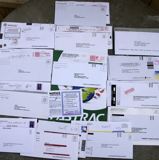Advance Fee Fraudsters Offended When I Use Junk Mail Nuclear Option