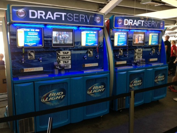 Target Field Introduces Self-Serve Beer Machines For MLB All-Star Game