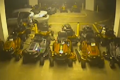 Police Hunting For Man Who Stole 9 Lawnmowers From Sears… One Mower At A Time