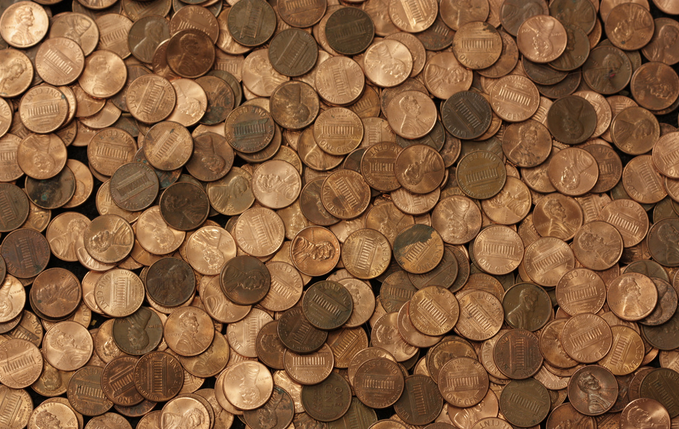 Local Official Thinks It's Uncool To Pay $25 Parking Ticket In Pennies, But Affirms Man's Right To Do So