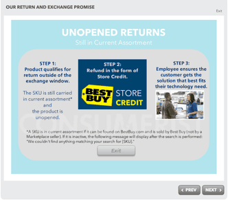 Best Buy Doesn't Want You To Know They Take Returns Without A Receipt