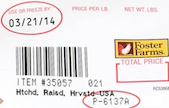 Foster Farms Recalls Chicken After USDA Inspectors Finally Link It To Salmonella Case