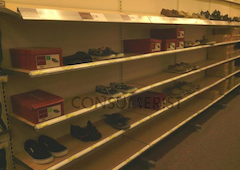 Bare Feet Will Remain Unshod If You're Relying On This Ohio Target Store