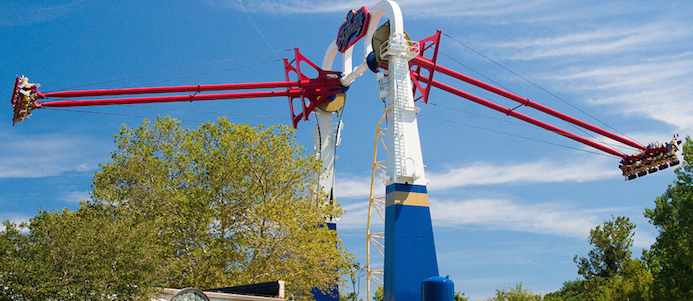 The Skyhawk (via Cedar Point)