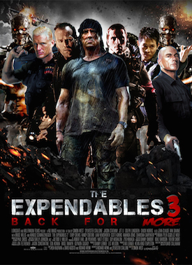 Leaked Copy Of 'The Expendables 3' Downloaded More Than 100K Times A Month Before It Hits Theaters