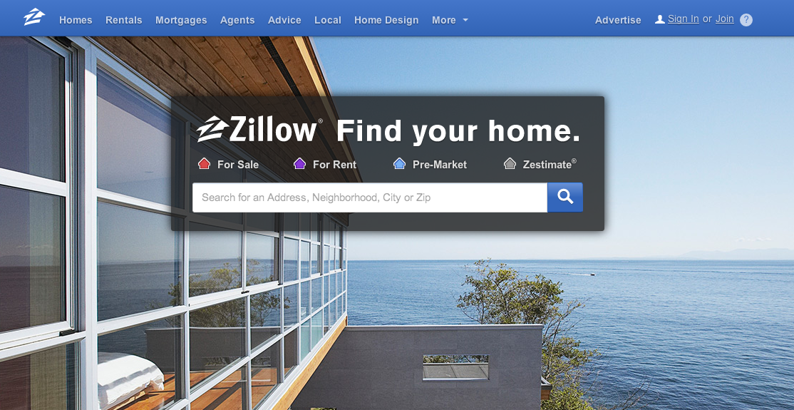 Zillow Admits It's In Hot Water With Regulators Over Lender Advertising