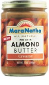 Organic Peanut And Almond Butters Recalled For Possible Salmonella