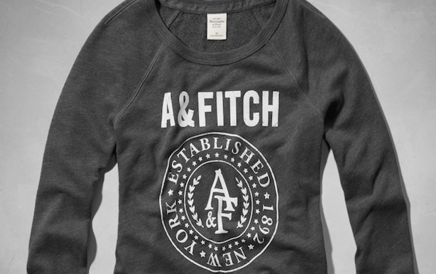 abercrombie and fitch clothing