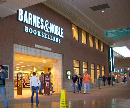 Could Barnes & Noble Stores Be Shrinking? Company Looking At New Formats