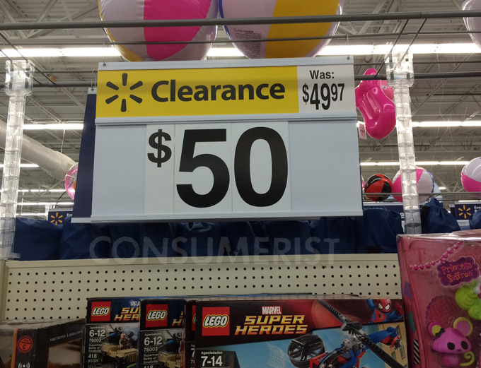 Walmart Doesn't Advertise Their Roll-Forward Pricing