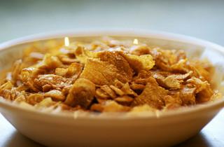 Kellogg's Crunchy Nut Cereal Bowl