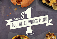 Taco Bell's Dollar Cravings Menu Rolls Out Nationwide Today