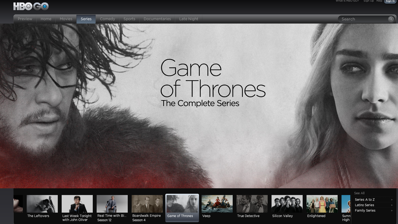 Here's What It Would Take For The U.S. To Get Standalone HBO Go Service