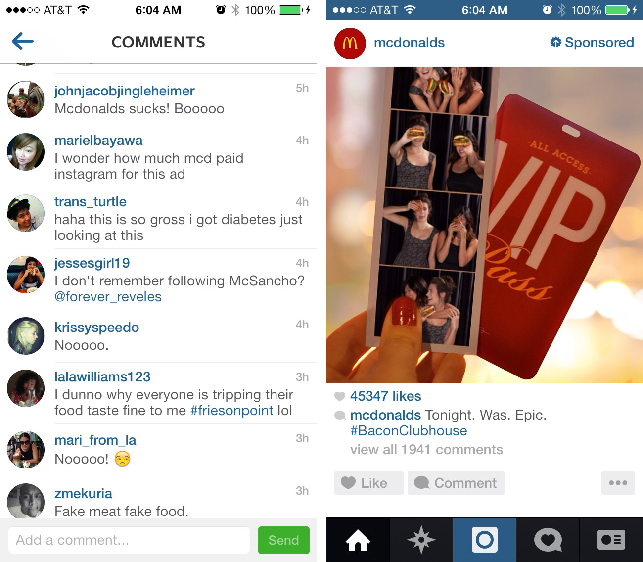 McDonald's Mistakenly Thinks It Is Loved By Internet, Will Not Be Mercilessly Mocked On Instagram