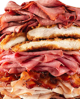 "Arby's Is Now Selling A ""Meat Mountain"" For $10"