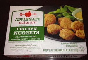 Applegate Recalls 15,000 Pounds Of Chicken Nuggets That May Contain Plastic Nuggets