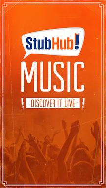 StubHub Music App Doesn't Play Nice With Ticketmaster