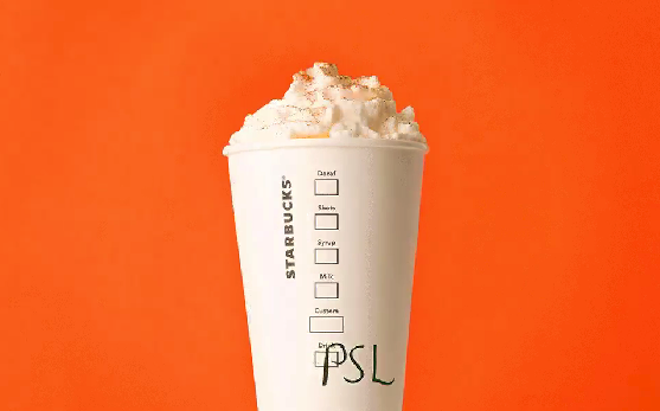 The Annual Obligatory Post About The Return Of Starbucks' Pumpkin Spice Latte