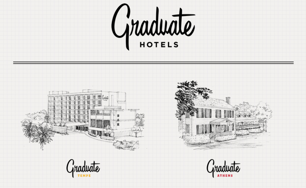 A new brand of hotels aims to bring consumers back to the days of college.