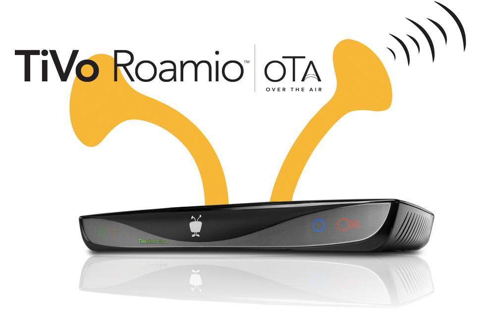 TiVo's New Cable-Free Over-The-Air DVR Tries To Fill Streaming Vacancy Left By Aereo Demise