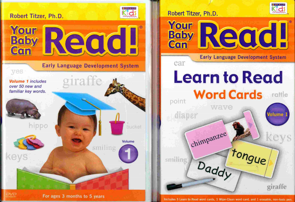 "Creator Of ""Your Baby Can Read"" Program Settles False Advertising Charges"