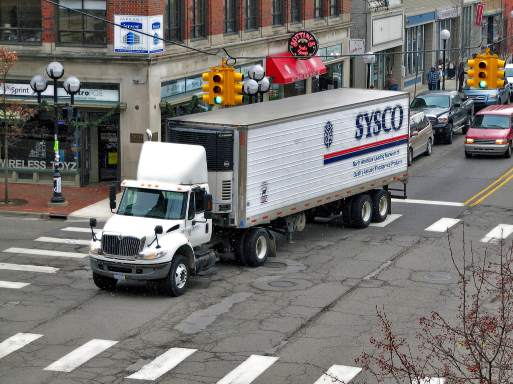Sysco Drops Bid To Buy U.S. Foods, Plan To Create Foodservice Supply Voltron
