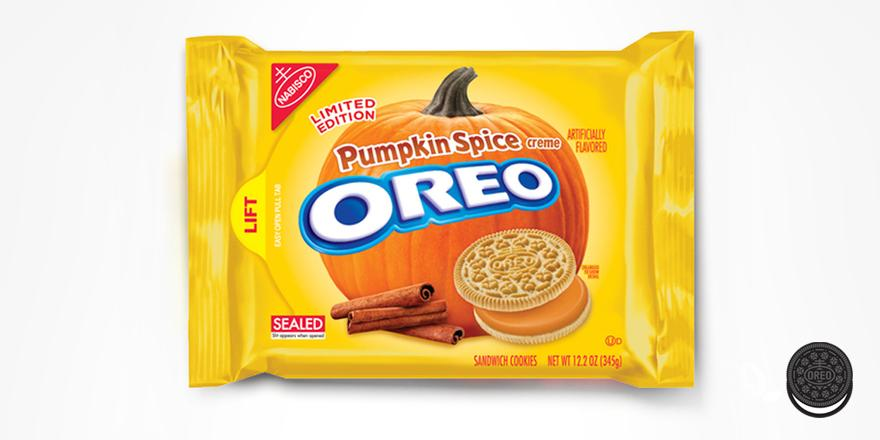 Pumpkin Spice Oreos Are Real, Hit Stores September 24th