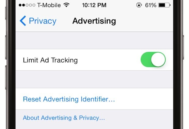 Some iOS 8 Privacy Settings You Might Want To Tweak