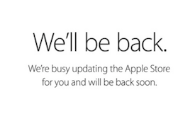 Apple Online Store, Some Carriers' Sites Get Glitchy With Start Of iPhone 6 Preorders