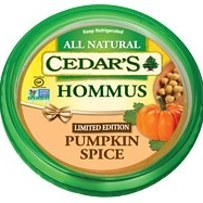 Pumpkin Spice Hummus Is Back In Stores, I Give Up