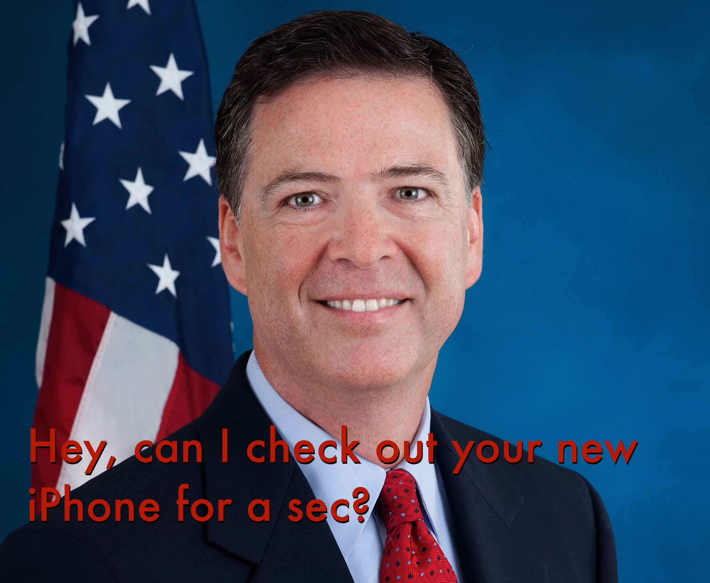 FBI Director Concerned About Smartphones The Police Can't Search