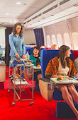 Recreated Pan Am Plane Transports Guests To 1970s – All For The Price Of Real Airline Ticket
