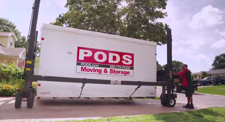 PODS Awarded $62M In Trademark Infringement Suit Against U-Haul