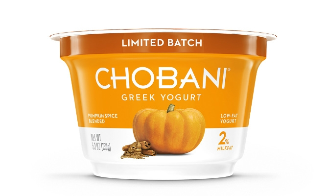 Pumpkin Spice Watch: Yogurt, Cookies, Ice Cream