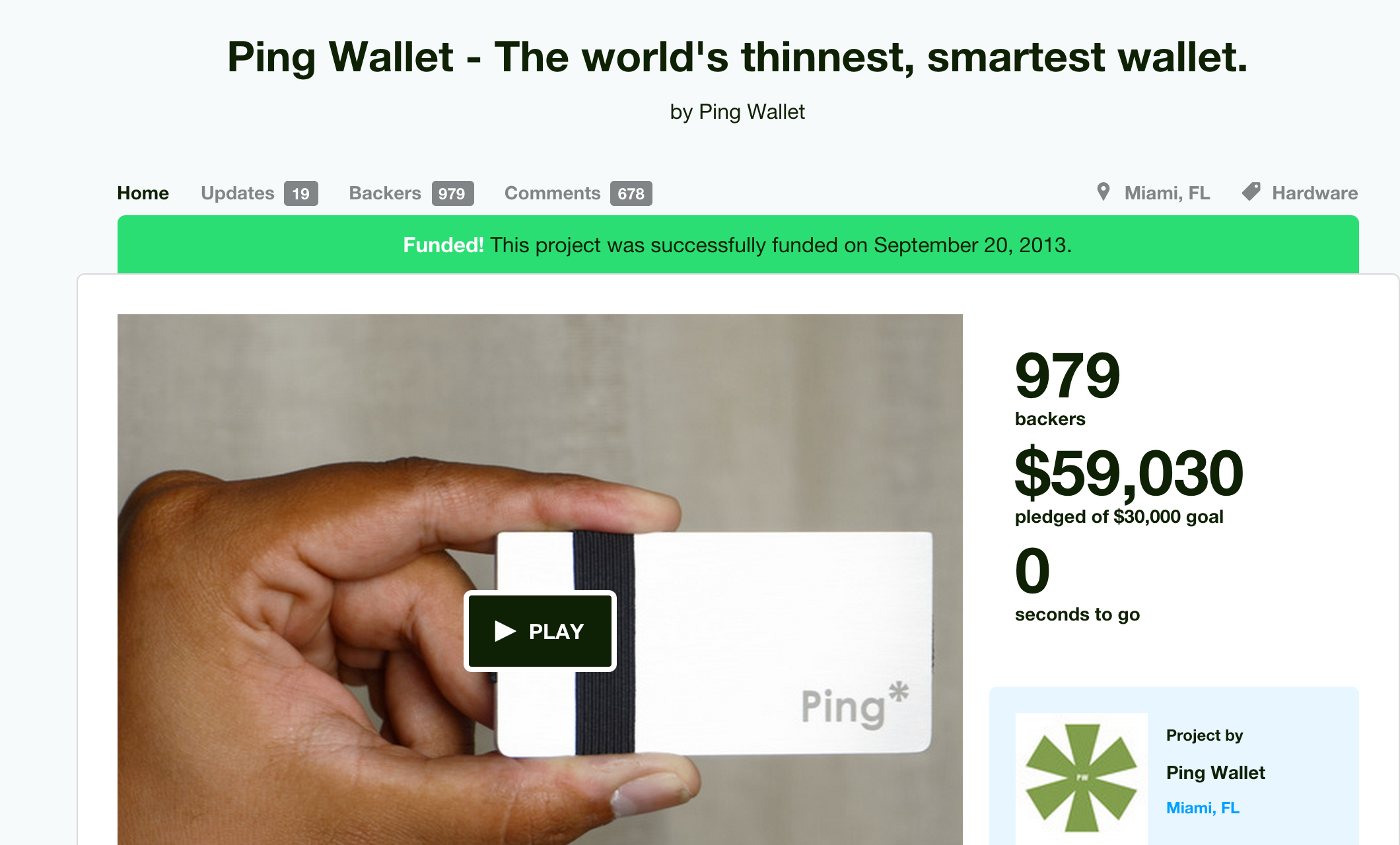 Kickstarter-Funded LinkWallet Misses Promised Deadline For Refunds