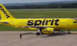 Spirit Airlines Thinks Blinding Yellow Is The Perfect Color For New Planes