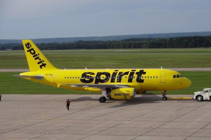 Spirit The Latest Airline To Suffer Delays, Cancellations Because Of Computer Glitch